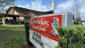 Hispanic church holds COVID-19 vaccine event for under-served communities
