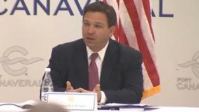 Gov. DeSantis calls on CDC to rescind no-sail order