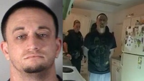 Sheriff's Office: Florida man arrested, found hiding from deputies in dryer