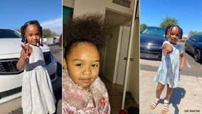 4-year-old girl dies after parking lot crash at Glendale Walmart