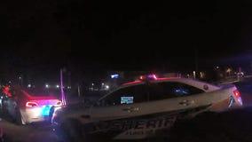 Sheriff: Tesla on autopilot backs into Florida deputy's patrol car