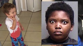Woman walked into home, grabbed child in attempted kidnapping, deputies say