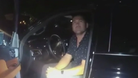 New body camera video shows Johnny Damon arrest after DUI stop