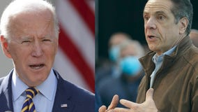Biden breaks his silence on Cuomo sexual harassment scandal, declines to call for his resignation