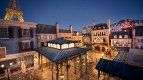 Disney announces opening date for Epcot's Ratatouille ride