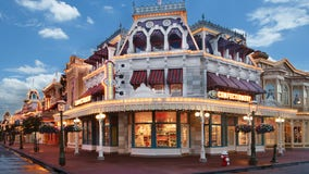 Disney's Main Street Confectionery getting new look for 50th anniversary