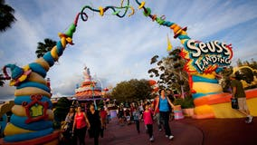 Universal Orlando 'evaluating' Dr. Seuss-themed land after book controversy