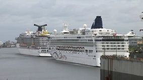 CDC asks appeals court to put cruise ruling on hold