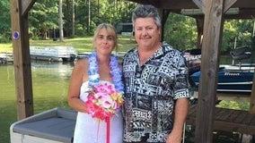Man speaks to FOX 35 following motorcycle crash at Bike Week that seriously injured his wife