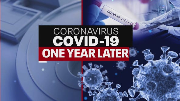 Monday marks 1 year since COVID-19 was first detected in Florida