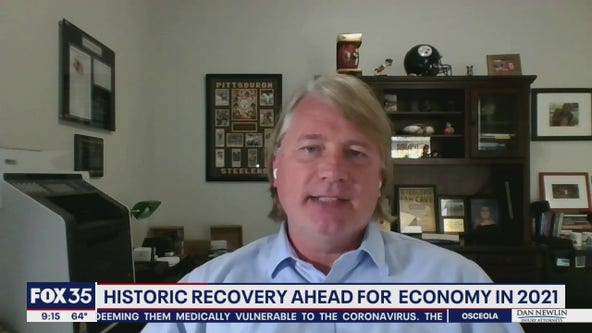Historic recovery ahead for economy in 2021