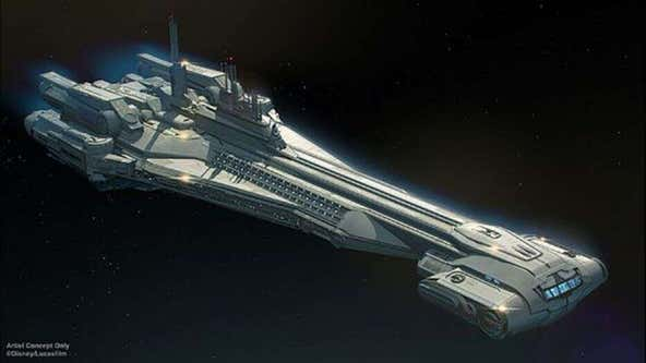Disney reveals prices for 'Star Wars: Galactic Starcruiser' hotel