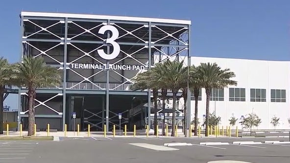 Tour Terminal 3: Port Canaveral's $155 million project that has not been used due to COVID-19
