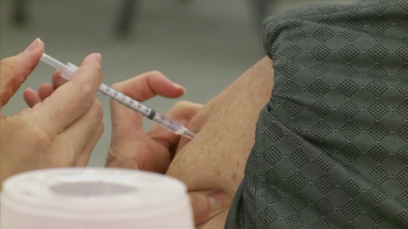 State plans to resume 1st doses of Pfizer vaccine at FEMA sites on Tuesday, officials say