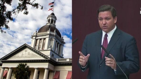 Florida lawmakers begin 2021 legislative session
