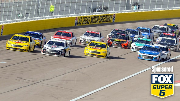 How to win $10,000 on the Pennzoil 400 for free with FOX Super 6