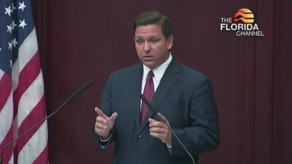 Full speech: Gov. DeSantis delivers 2021 State of the State address