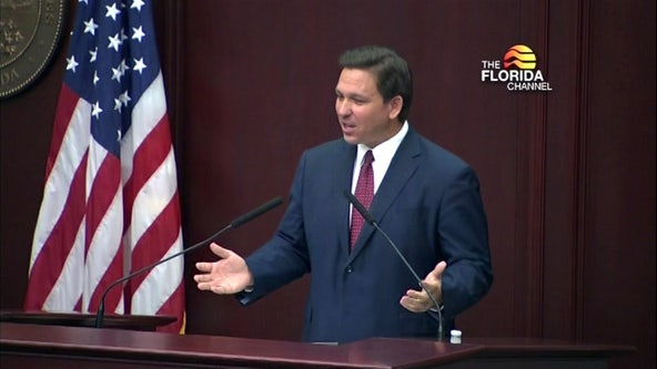 Florida state of the state: DeSantis touts COVID-19 decisions