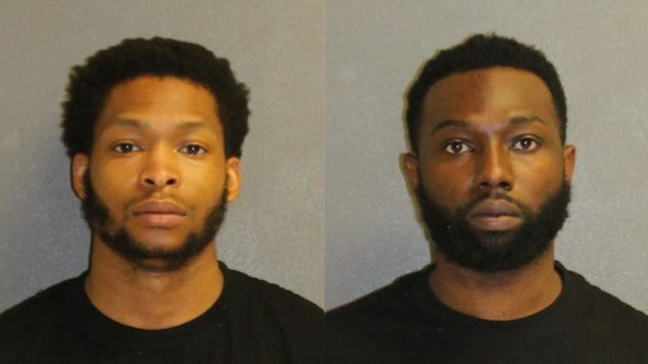 Deputies: 2 arrested after shooting, high-speed chase, wreck on I-4
