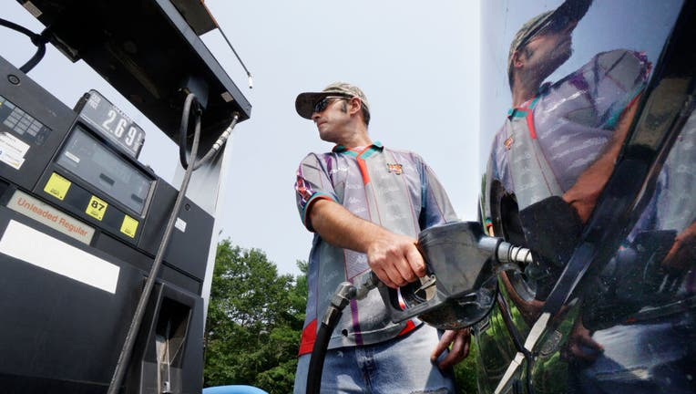 Gas prices on rise in Maine