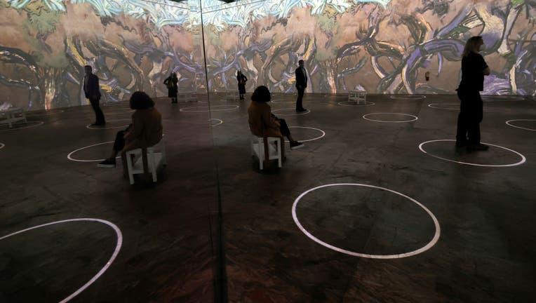 Immersive Van Gogh Exhibit To Open In San Francisco