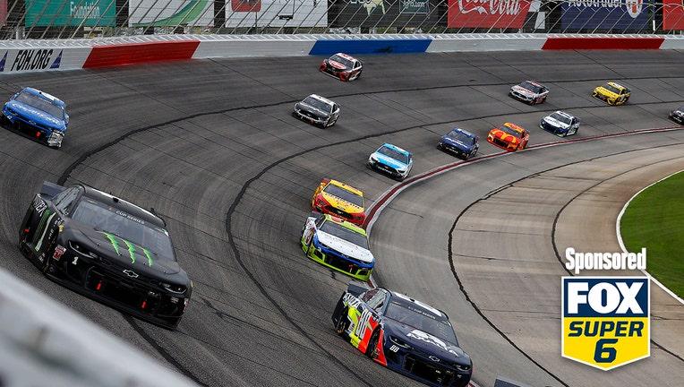 48101a22-FOX SUPER 6 NASCAR