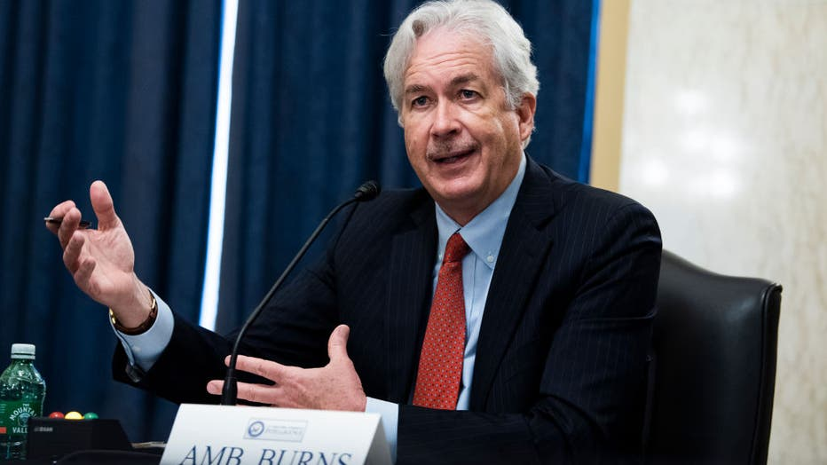 Senate Intelligence Committee Hears Testimony From Nominee For CIA Director William J. Burns