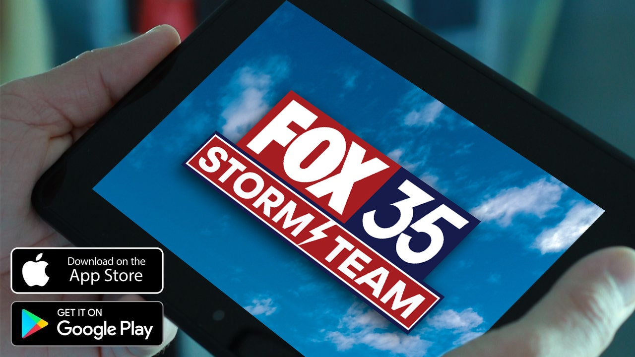 FOX 35 Storm Team Weather App