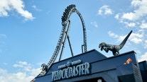 Jurassic World: VelociCoaster opens at Universal Orlando on Thursday