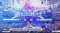 Wrestlemania 37 this weekend in Tampa