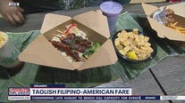 Taglish Filipino-American fare