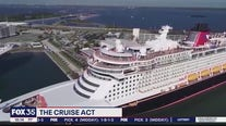 Florida Senators introduce 'CRUISE Act' to revoke CDC's no-sail order