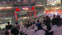 Wrestlemania fans told to seek shelter due to severe weather