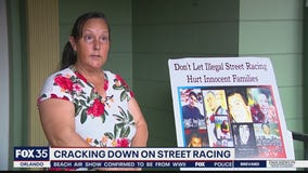 Cracking down on street racing