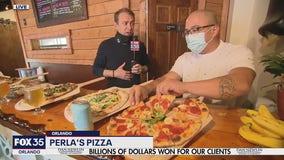 Perla's Pizza