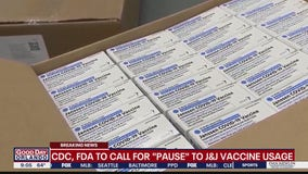 CDC, FDA to call for pause of Johnson and Johnson vaccine usage