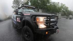 Meet the FOX 35 Storm Team Thunder Truck
