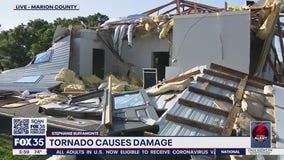 Ocala tornado levels warehouse
