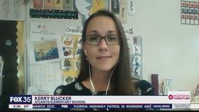 Teacher of the Week: Kerry Blucker