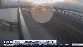Police: Video catches drawbridge jump in Daytona Beach