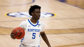 NBA Draft prospect, former Kentucky Wildcat Terrence Clarke dies after crash in Los Angeles, agent confirms