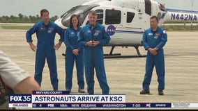SpaceX Crew-2 astronauts speak about upcoming mission