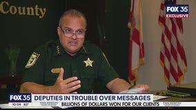 Osceola County Sheriff: 8 deputies suspended for 'conduct unbecoming'