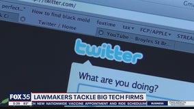 GOP-led Florida House backs social media crackdown