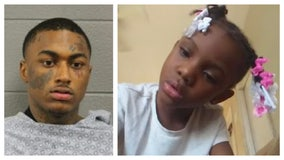 Suspect charged in murder of 7-year-old Jaslyn Adams at a McDonalds drive thru in Chicago