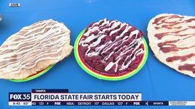 Florida State Fair starts Thursday