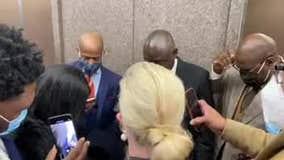 President Biden calls George Floyd's family after guilty verdict