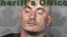 Police: Man arrested after trespassing at Florida school, had no pants and gun