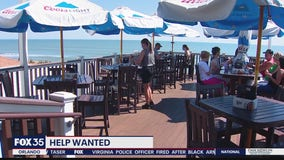 Restaurant owners facing worker shortage