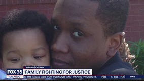 'That's injustice, that's cruelty' says family suing Ocoee Police after deadly arrest